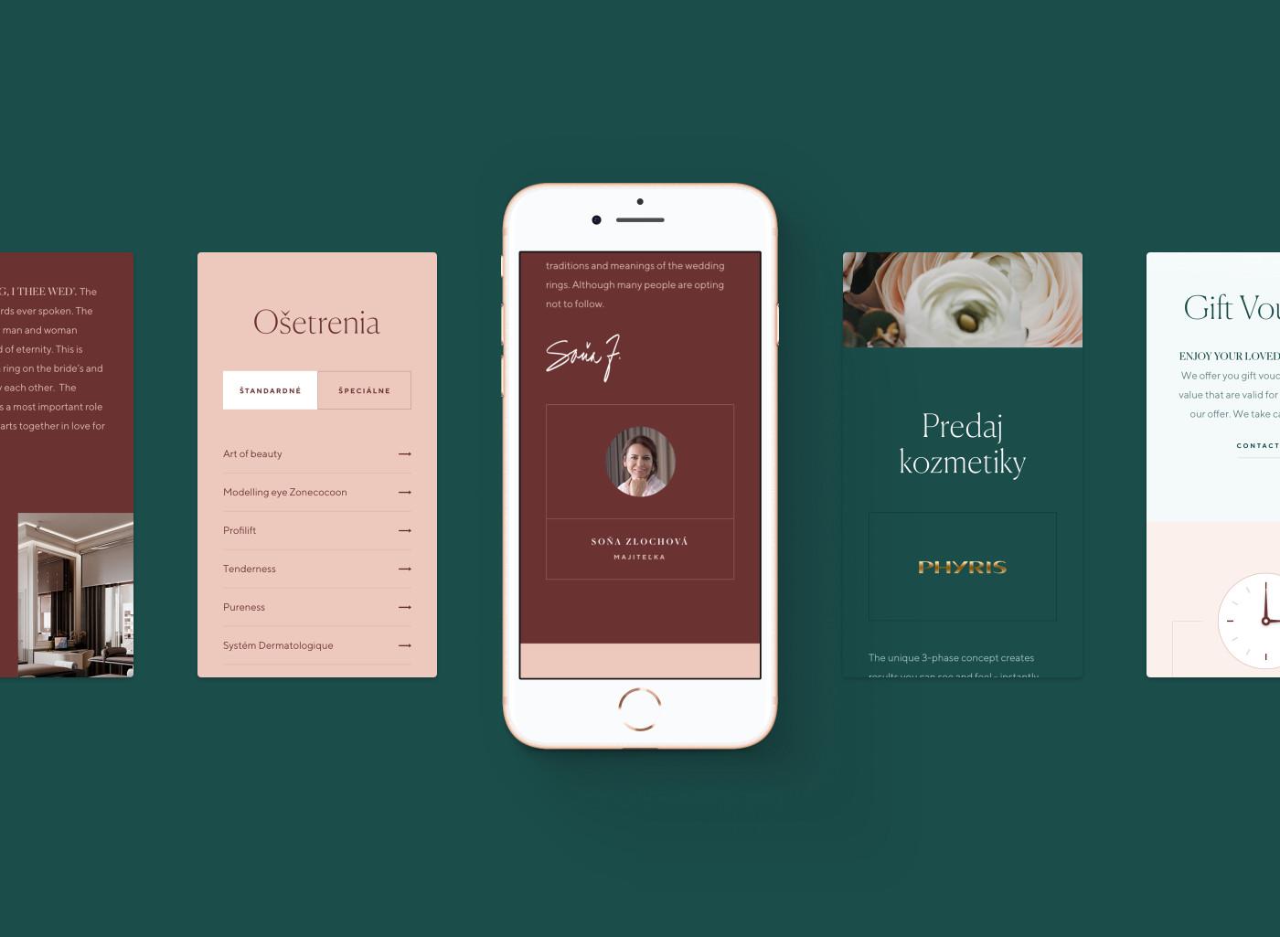 homepage responsive design