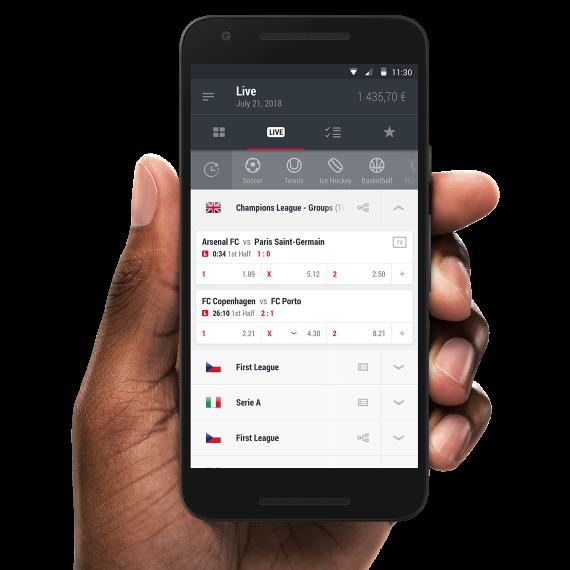 DoxxBet — Apps